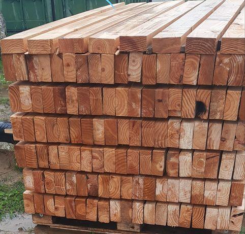 Belki - kantówki 12x6, 10x7, 8,5x7