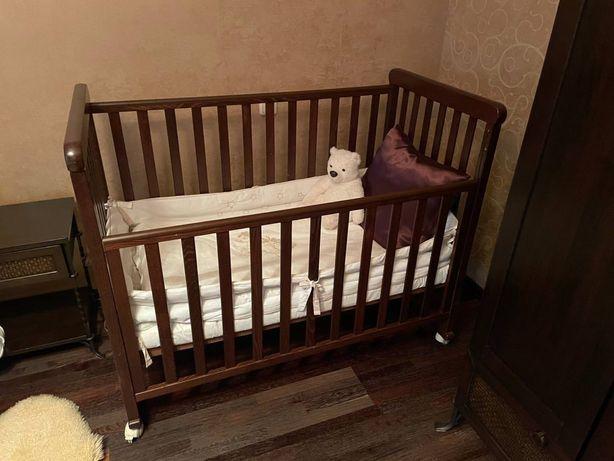 Дитяча кроватка VERES Соня