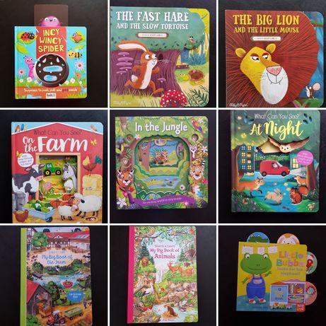 книги на английском,детская книга,развивающие