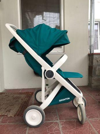 Прогулянкова коляска, візок Greentom Classic