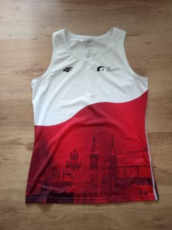 Koszulka 4 F PKO nocny Wrocław półmaraton M