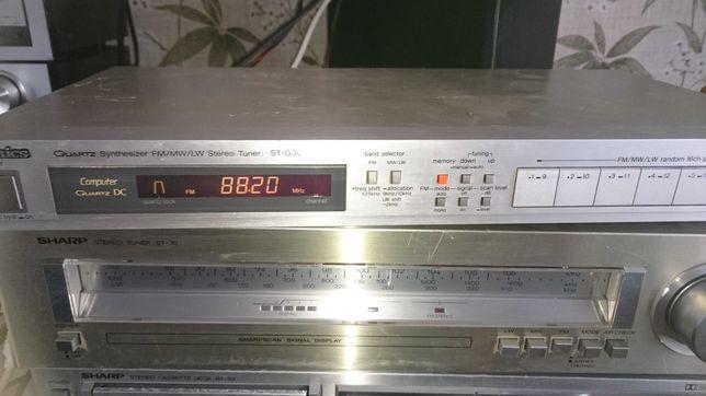Technics tuner radiowy ST-G3L vintage