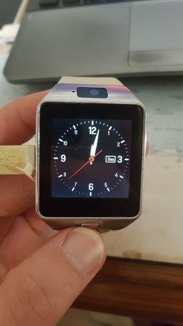 Smartwatch relogio branco