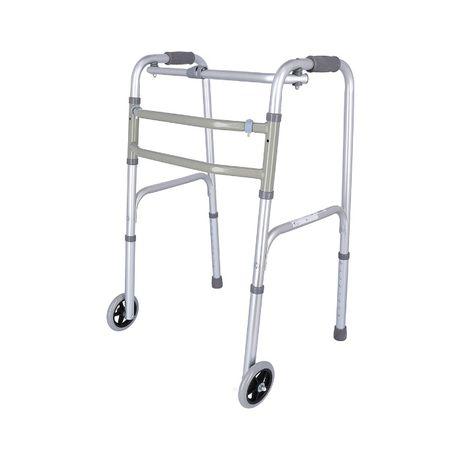 Balkonik rehabilitacyjny chodzik podpórka TRIPLA (3 funkcyjny) - NOWY