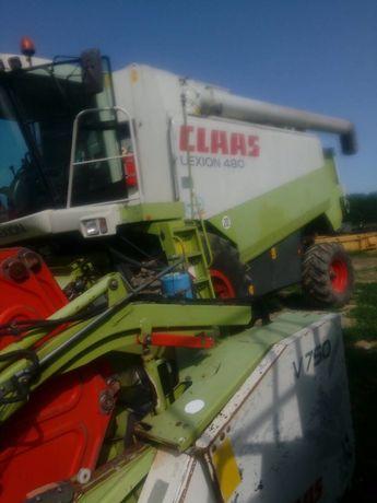 Послуги по збиранню зернових