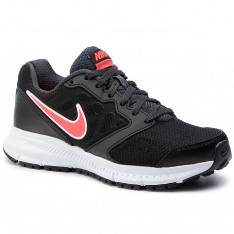 Buty NIKE Downshifter 6 Black/Hyper Punch/Anthracite 38 - 37 Nowe