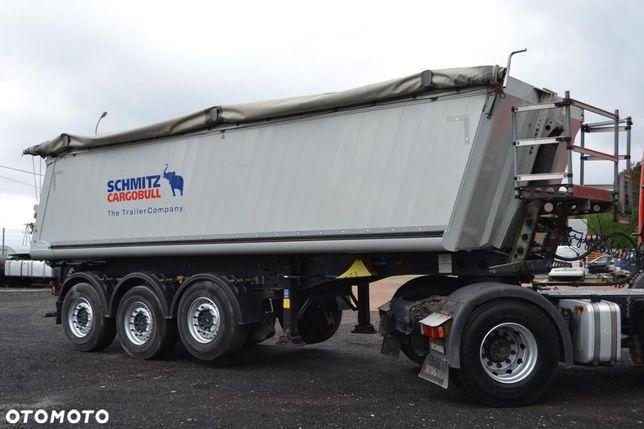 Schmitz Cargobull 30m3 aluminiowa 2017  Możliwa Zamiana