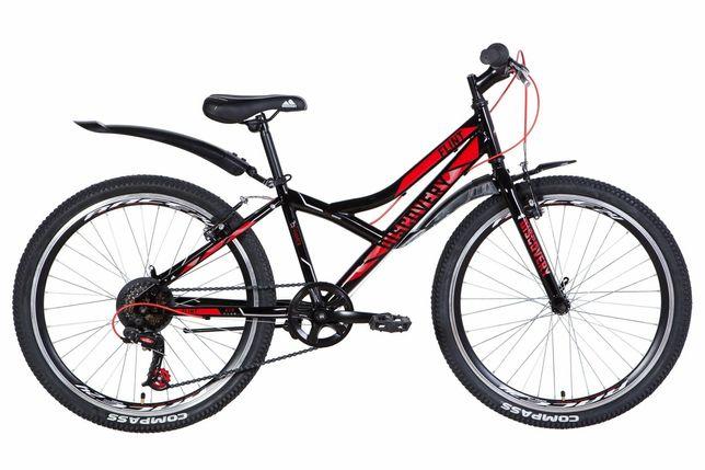 """Подростковый велосипед 24"""" Discovery Flint"""