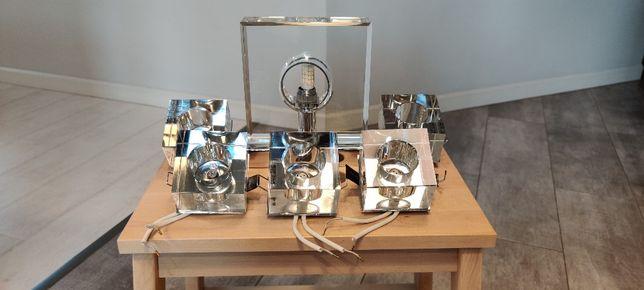 Lampki, oprawy kryształowe led