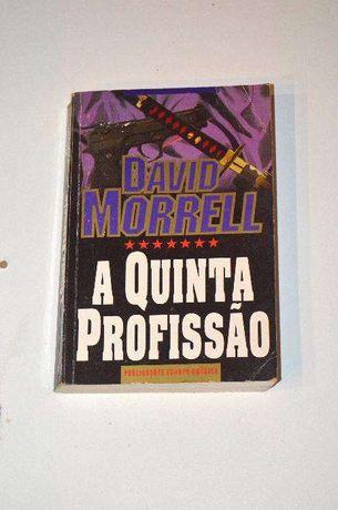 A Quinta Profissão - David Morrell
