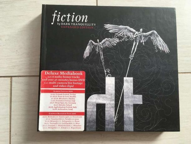 Dark Tranquillity – Fiction (Expanded Edition) - Rarissimo
