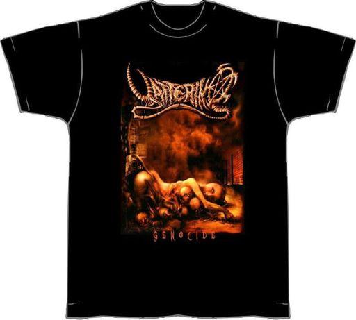YATTERING Genocide t-shirt