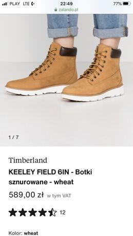 Buty Timberland damskie nowe