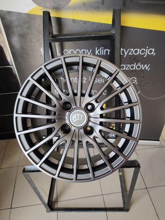 Felgi Aluminiowe ATT 530G 15'' NOWE!!! 4x108 Citroen, Peugot, Ford Kozy - image 1
