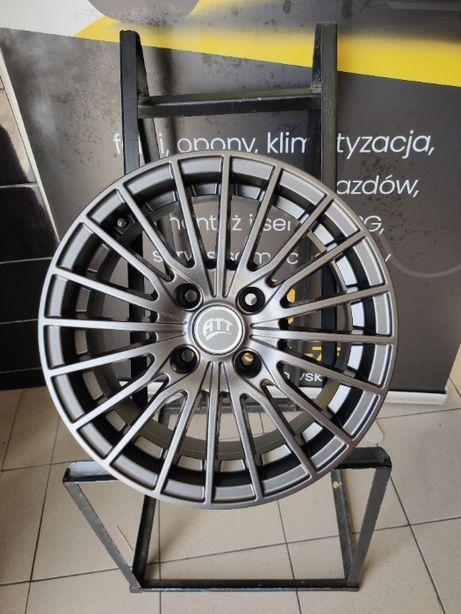 Felgi Aluminiowe ATT 530G 15'' NOWE!!! 4x108 Citroen, Peugot, Ford