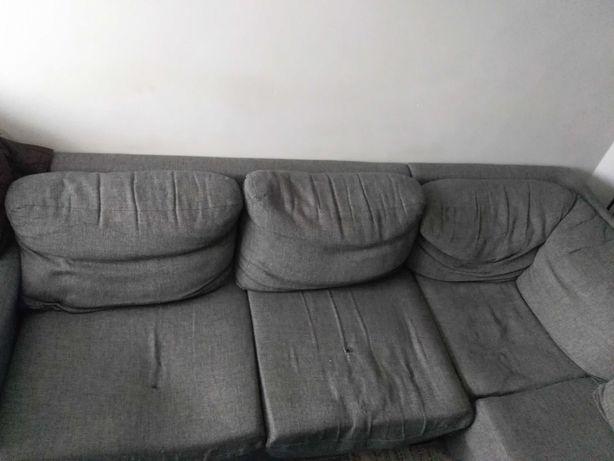 Sofa z funkcją spania - Narożnik