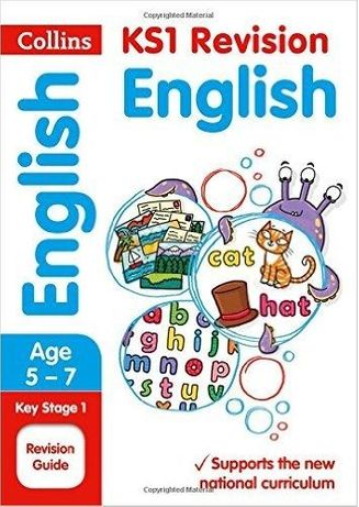 KS1 Revision English Age 5-7 Collins Wendy Arnold Reviosion Guide