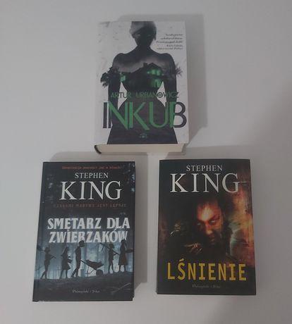 Inkub Artur Urbanowicz, Lśnienie, Smętrarz dla zwierzaków Stephen King