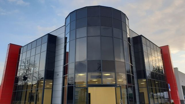 piękny nowy obiekt Chrzanów przy głownej drodze od 30m2 biura gabinety
