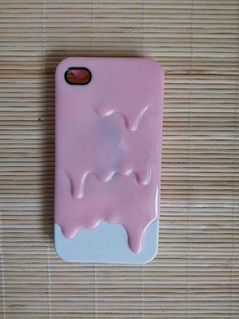 Obudowa do iphone 4 plastikowa