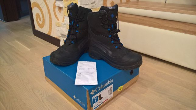 Зимние ботинки Columbia Bugaboot Plus 39