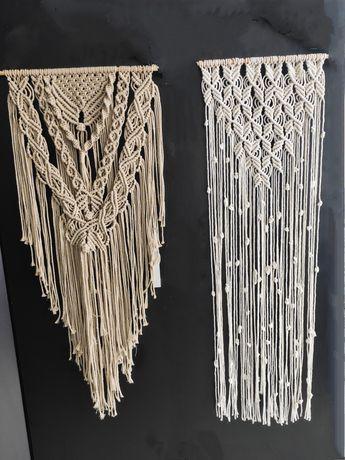 Makrama biała 3 mm sznurek