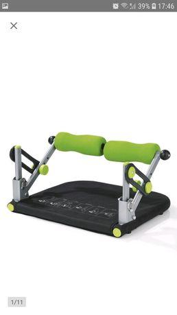 Urządzenie do ćwiczeń mięśni brzucha