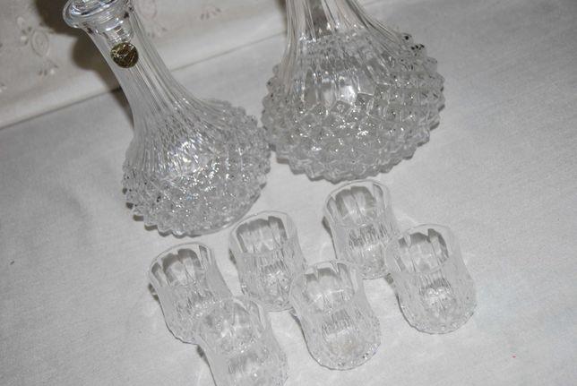 Cristal D'Arques - 2 garrafas + 6 copos