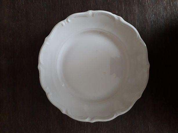 Talerz ceramika Wałbrzych