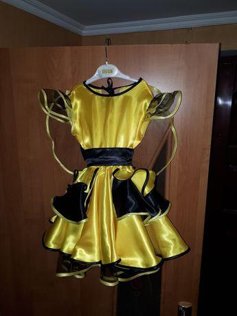 Платье пчёлки