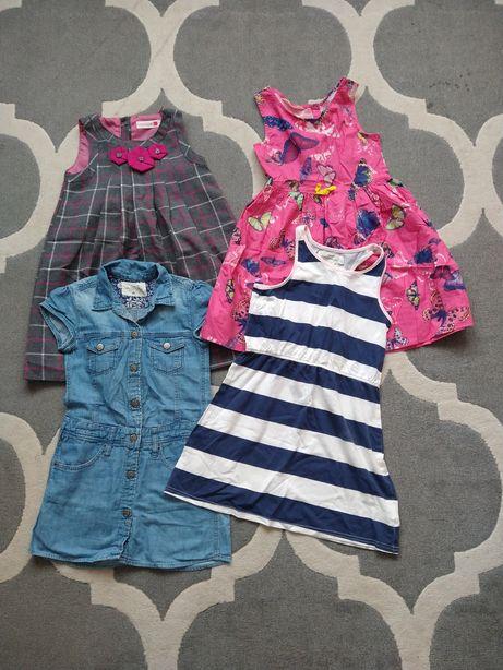 Sukienki 116-128