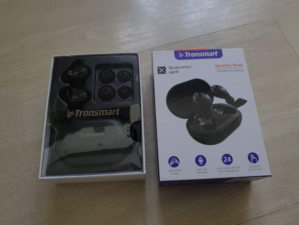 słuchawki bezprzewodowe bluetooth Tronsmart Spunky Beat tws