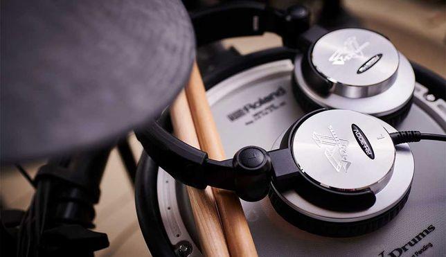 Headphones Roland RH300V (novos, na caixa)