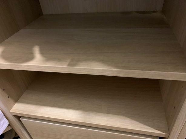 Wyposażenie szafy pax (Ikea)
