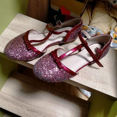 туфли NEXT на девочку и туфли Bayrak - 2 пары