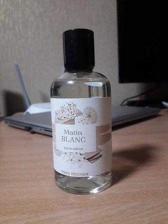 Парфюмированная вода matin blanc от yves rocher 100 ml, ив роше матин