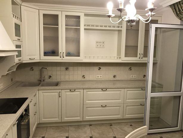 Реставрация, покраска кухонных фасадов