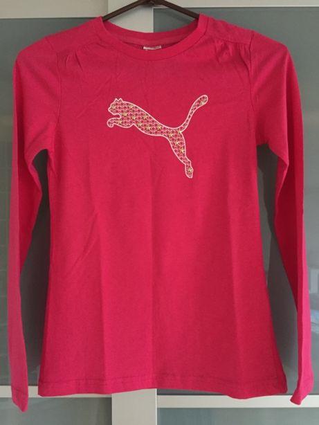 Puma bluzeczka dziewczęca 152 cm
