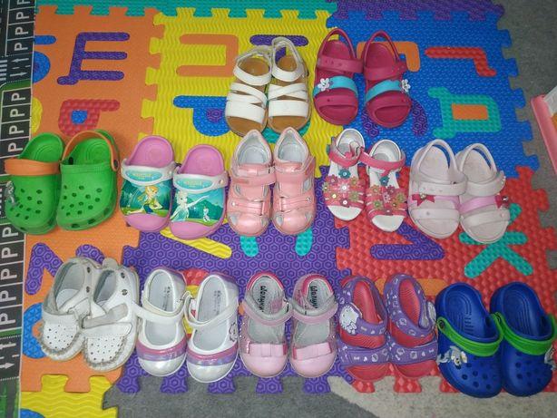 Детская обувь кожа супинатор crocs крокс оригинал
