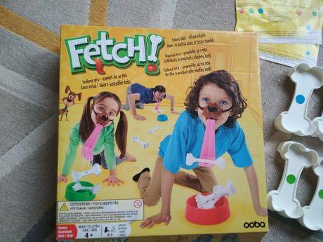 Fetch gra