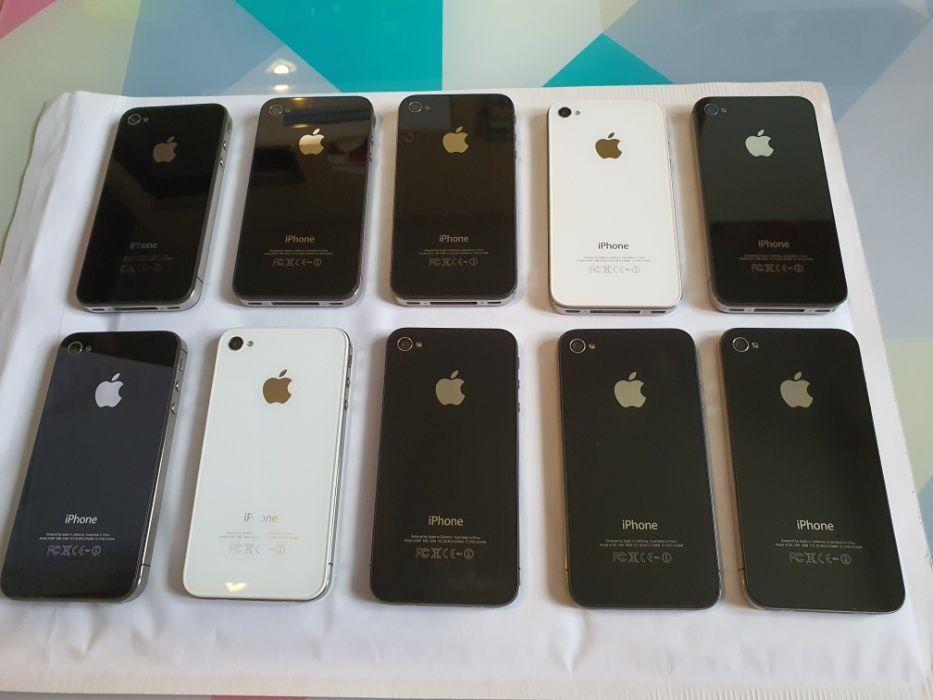 IPhone 4 , iPhone 4S BEZ ICLOUD 10 Sztuk Posiadają Sim Locki Sprawne ! Przeworsk - image 1