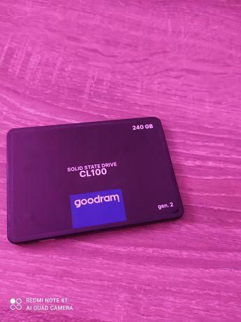 Продам  SSD 240gb