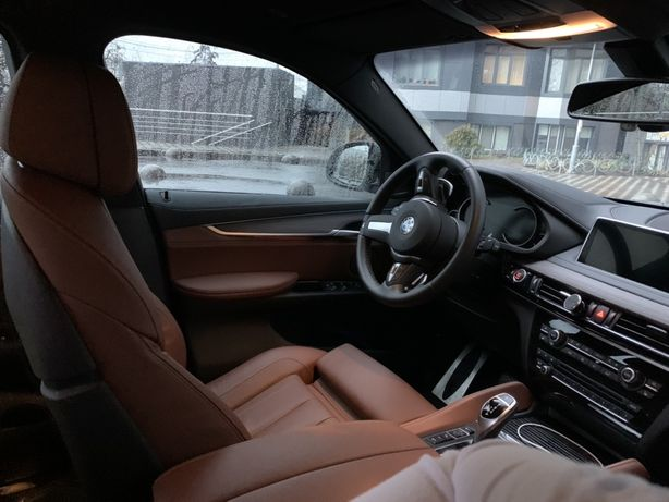BMW X6 35i своя официальная.