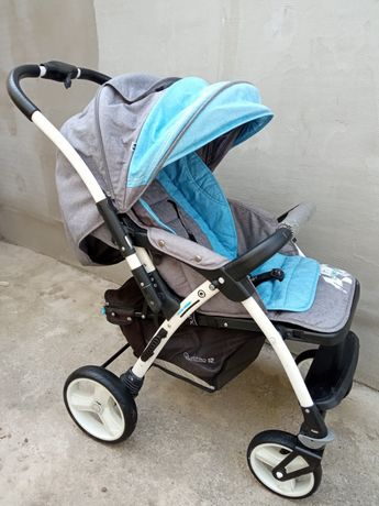 Прогулочная коляска Quatro monza
