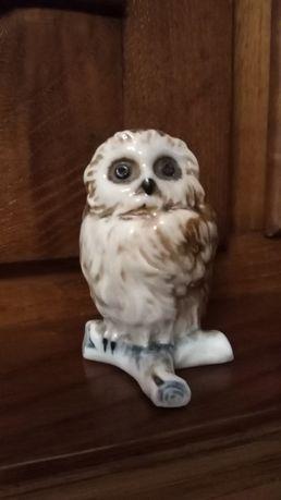 Coruja em porcelana Artibus