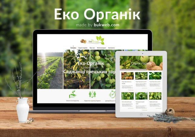 Разработка сайта, купить сайт на WordPress, делаю хорошо! от 5950 грн