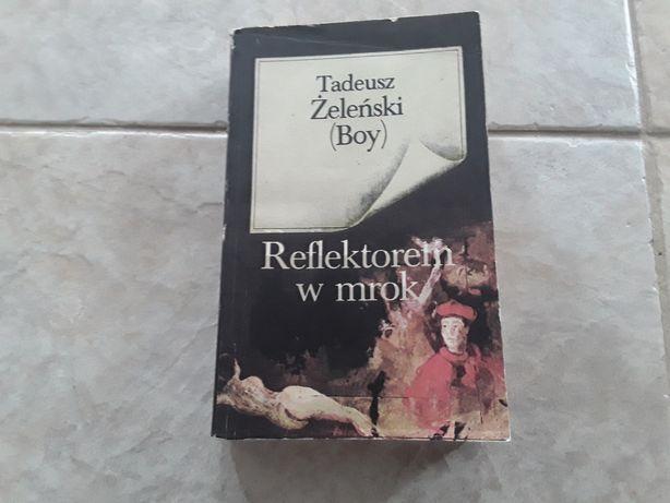 Reflektorem w mrok Tadeusz Boy Żeleński