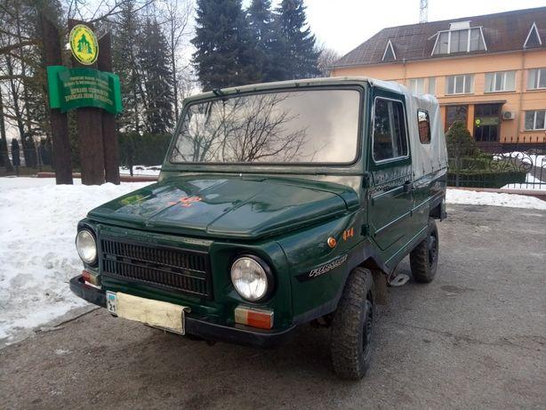 ЛуАЗ Волинка 969 М