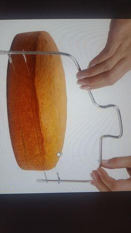 Cortador de bolos 2 níveis