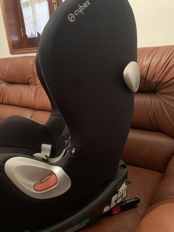 Cadeira Cybex Sirona cor preta